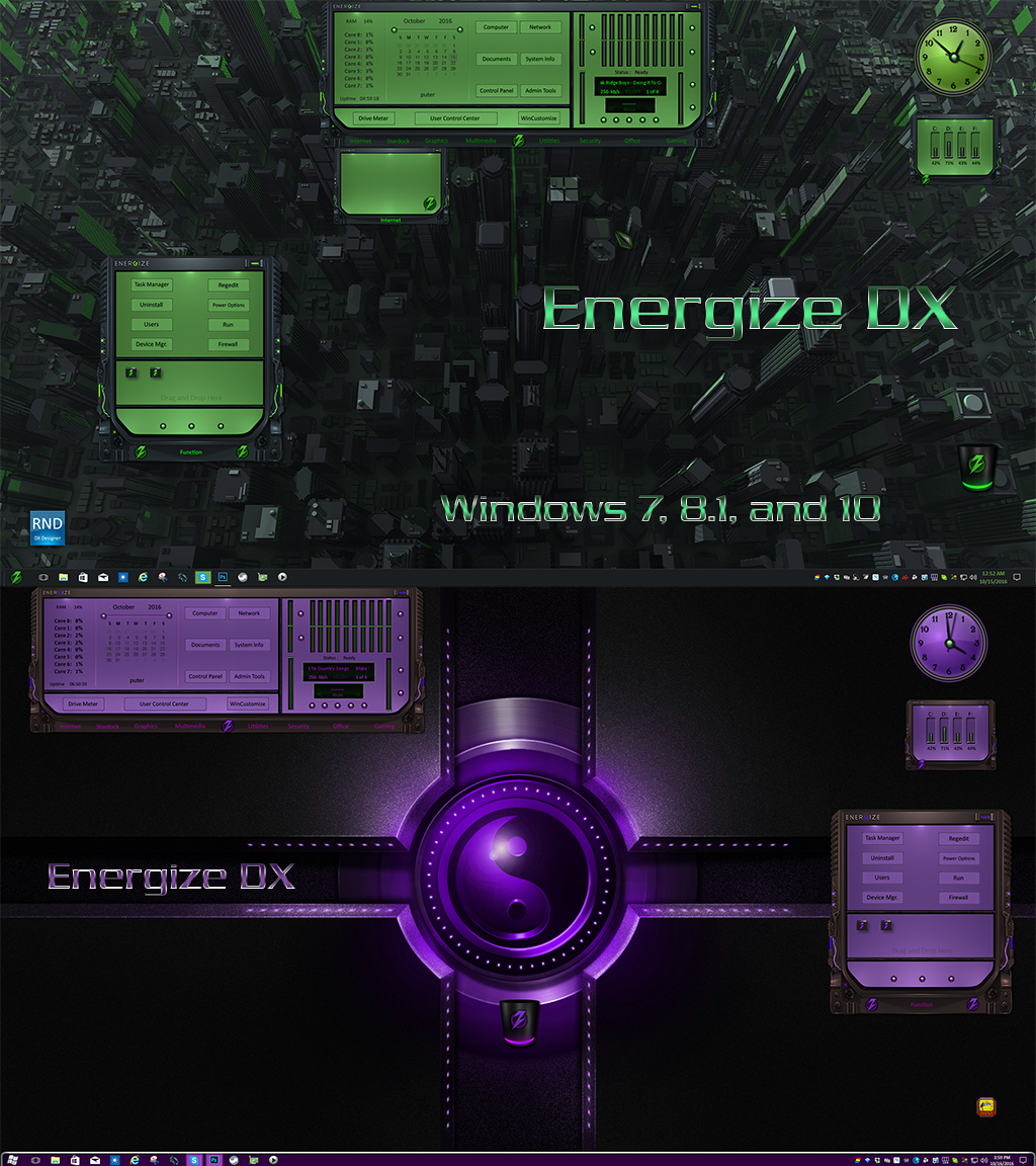 Energize DX