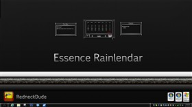 Essence Rainlendar