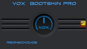 VOX Bootskin
