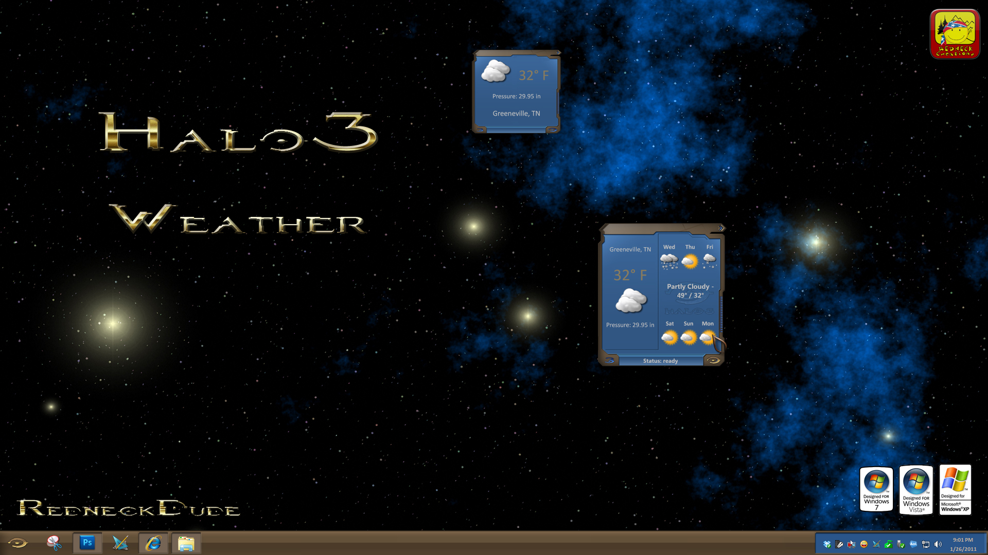 Halo3 Weather