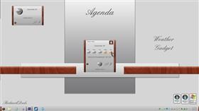 Agenda Weather Gadget