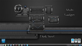 Dark Steel Multi Gadget
