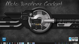 _Moto Weather Gadget