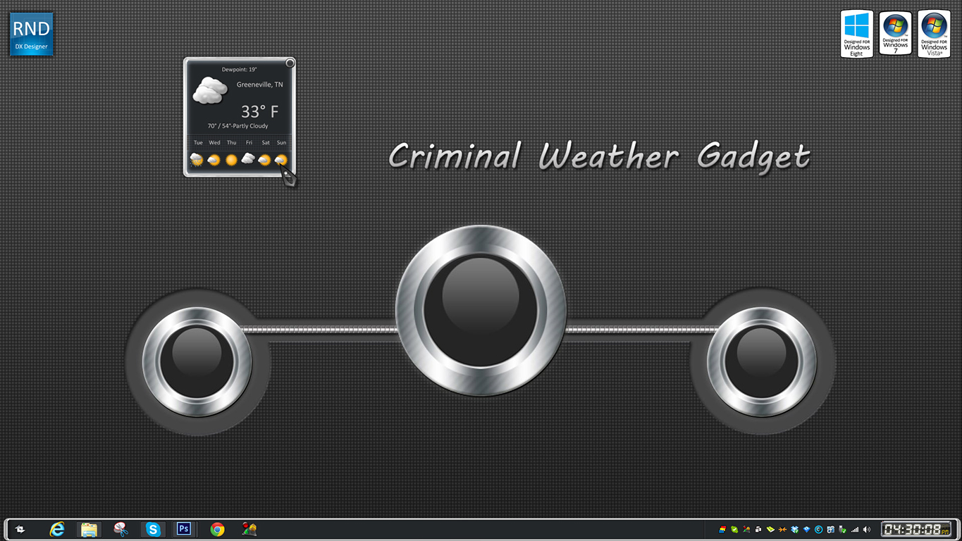 Criminal Weather