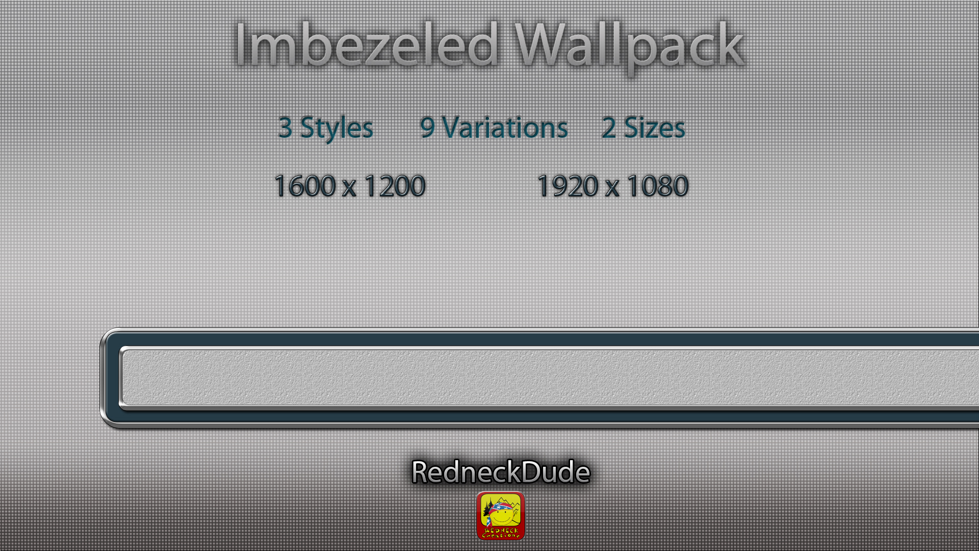 Imbezeled Wallpack