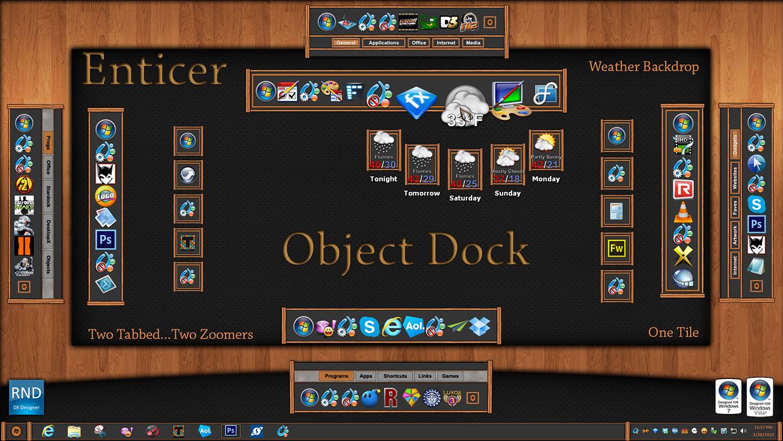 Enticer Docks