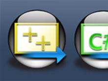 Microsoft Express icons