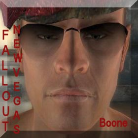 Fallout New Vegas Boone1