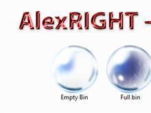 AlexRIGHT - Bin