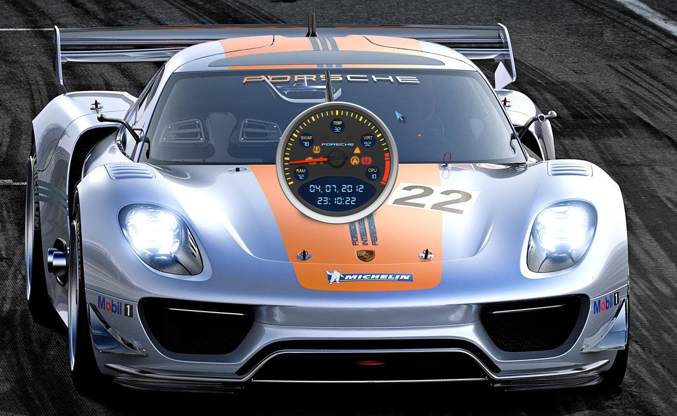 Porsche SMX