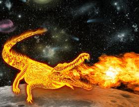 moon gator