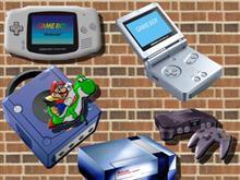 Nintendo Console Pix