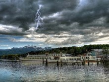 Thunder Storm HDR by AzDude