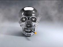 Smokin' Skull