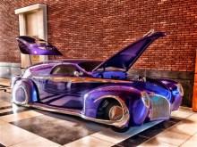 Purple Rod