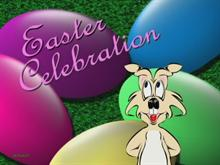Easter Celebration Vista Logon