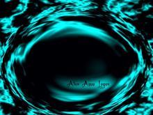 Alien Aqua Logon
