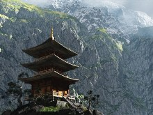 Mountain Temple
