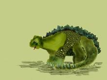 Mei's Dino