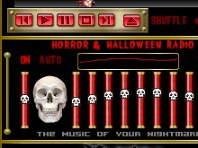 Musique Macabre - Horror &amp; Halloween Radio