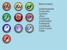 Macromedia Mini Globes