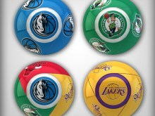 Google Chrome NBA edition