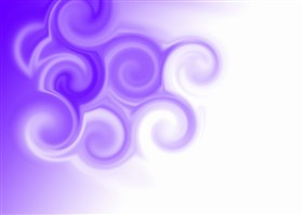 Purple-White Swirl