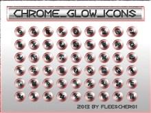 Chrome_Glow_Icons