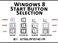 Windows 8 Button Selection