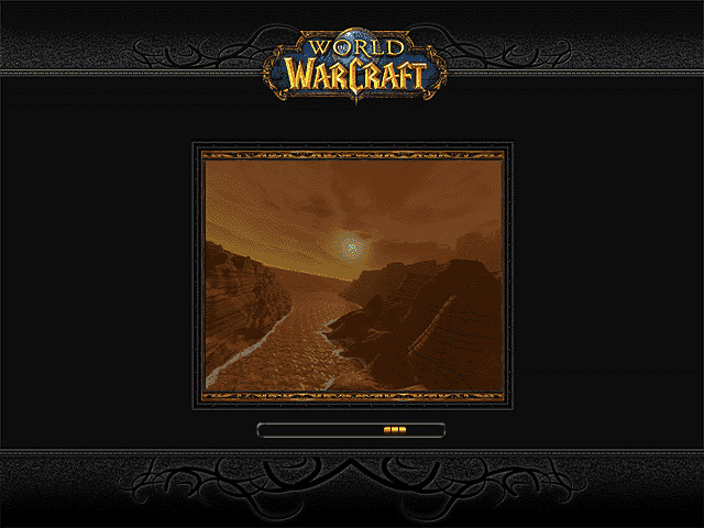 world of warcraft logo wallpaper. World Of Warcraft
