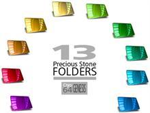 Precious Stone Folders - Cryo64