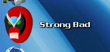 StrongBad Icon
