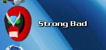 StrongBad Icon