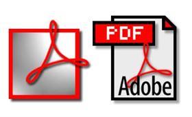 Adobe Acrobat PDF Icon Pack