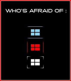 WHO'S AFRAID OF :
