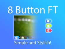 8 Button FT