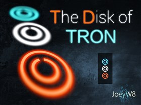 The DIsk of TRON