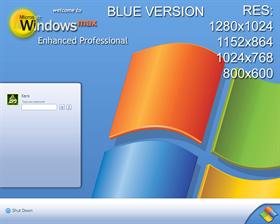 WindowsMAX Blue