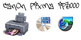 Canon Pixma iP3000