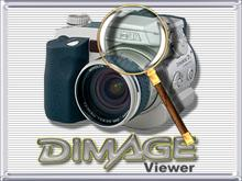 DiMAGE Viewer