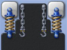 No Load Limit vertical taskbar graphic