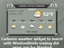 Carbonix Weather