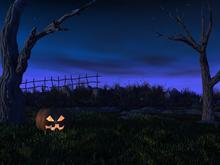 Pumpkin by Night - Logon