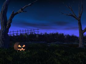 Pumpkin by Night - Logon