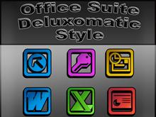 Office deluxomatic Style
