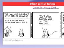 Dilbert on your Desktop