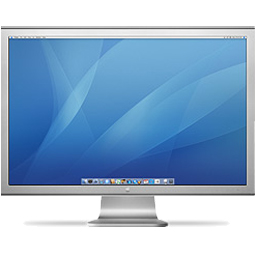 mac Apple g5 display monitor nutho