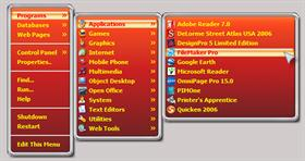 Tail Light RightClick Menu