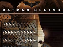 Batman Begins Cursors