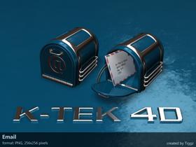 K-TEK 4D Email